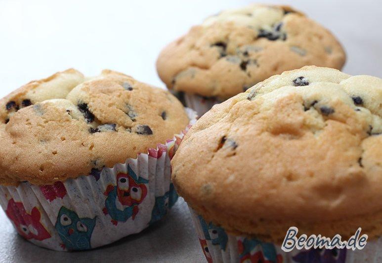 Muffins Rezeptbild