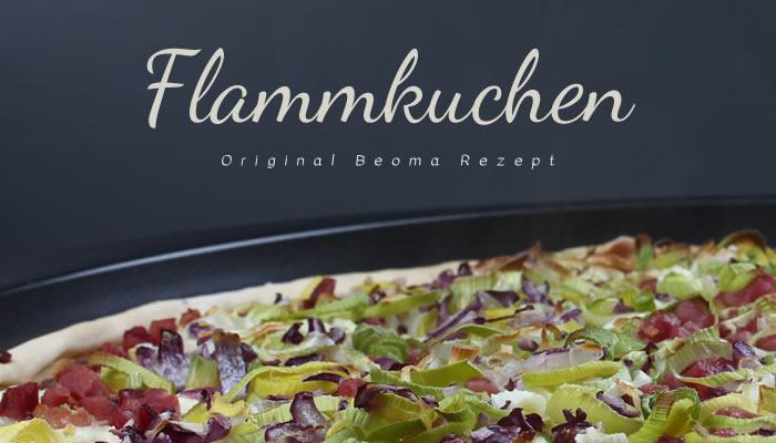 einfaches flammkuchen rezept ohne hefe. Black Bedroom Furniture Sets. Home Design Ideas
